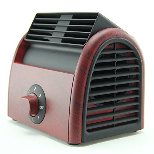 Ventilatore Centrifuga Turbo a Doppia Turbina 30W