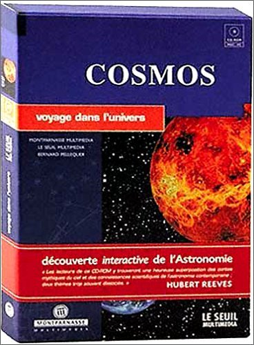 Cosmos CD ROM mac & PC