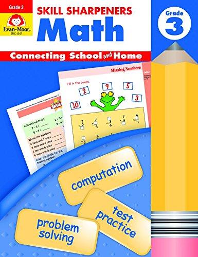 Math, Grade 3 (Skill Sharpeners: Math)