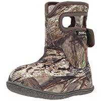 BOGS Baby Snow Boot, Camo Print/Mossy Oak, 8 Toddler