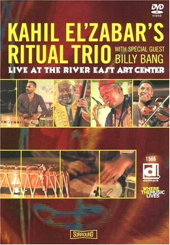 Kahil El'zabar Ritual Trio - Live at The River East Art Center [Edizione: Regno Unito]