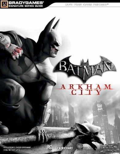 Batman: Arkham City (Lösungsbuch)