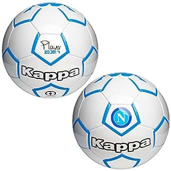 pallone napoli kappa bianco n° 5