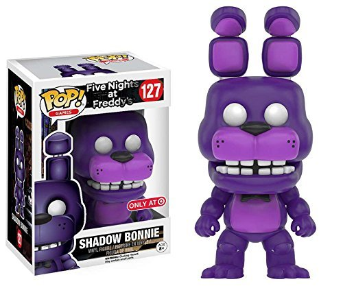 Five Nights at Freddy's Shadow Bonnie (target exclusive)