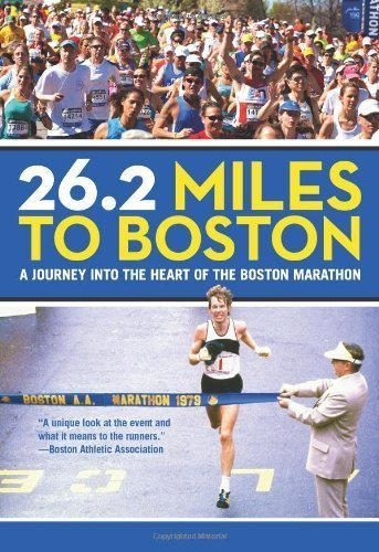 26.2 Miles to Boston: A Journey Into The Heart Of The Boston Marathon by Connelly, Michael (2014) Paperback