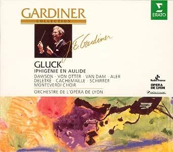 Gluck : Iphigénie en Aulide von Anne Sofie Von Otter, Lynne Dawson ...