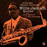 Willis Jackson Quintet. A One-day Session 05/25/59 by Fresh Sound Records (FSR 718) -