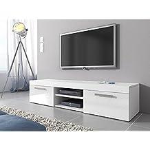 Tv möbel weiß hochglanz hängend  Suchergebnis auf Amazon.de für: TV-HiFi Möbel Hochglanz
