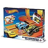 Grandi Giochi- Hot Wheels Pista elettrica, Multicolore, GG00691