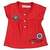 Boboli Camiseta Punto Liso - Talla - 9m Para Bebé Niña