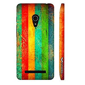 Asus Zenfone 6 Don'T Cross The Line designer mobile hard shell case by Enthopia