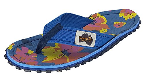 Gumbies Islander Canvas Flip Flop Women