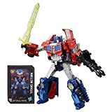 #7: Transformers Generations Titans Return Voyager Class Optimus Prime and Diac, Multi Color