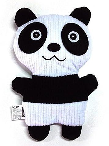 Coussin chauffant Panda avec parfum lavande pour