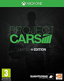 Project Cars - édition limitée (B00MHVCDTQ)   Amazon price tracker / tracking, Amazon price history charts, Amazon price watches, Amazon price drop alerts