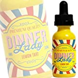 Dinner Lady E-liquid 0mg (No Nicotine) - 50ml bottle (Lemon Tart)