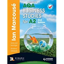 AQA Business Studies for A2 2nd Edition (Marcouse)
