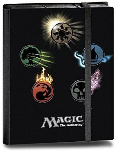 Ultra Pro 86103 - Magic the Gathering Mana 4 9-Pocket Pro-Binder (Mtg Card-binder)
