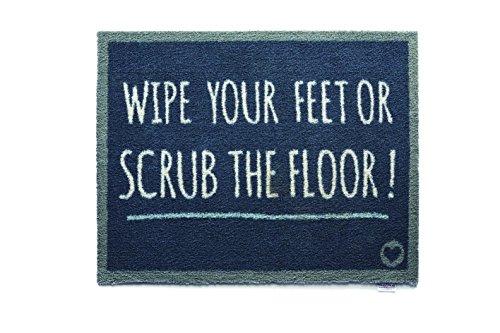 Felpudos Exteriores  65x 85cm), Wipe your feet