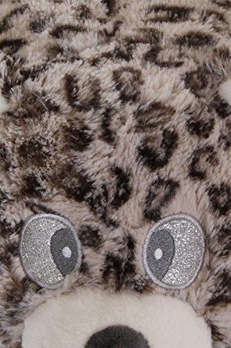 Unisex Tierhausschuhe aus Plüsch - Kinder & Erwachsene Cutie Cat