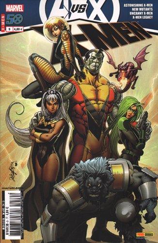 X-Men 2012 009 Avengers VS X-Men par Panini