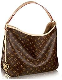 Louis Vuitton Auténtico Monogram lienzo DELIGHTFUL PM bolso artículo: M50154 fabricado ...