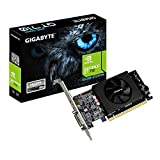 #1: Gigabyte Geforce GT 710 2GB DDR5 Graphics Card (GV-N710D5-2GL)