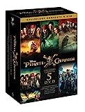 Locandina Pirati dei Caraibi Collezione (5 DVD)