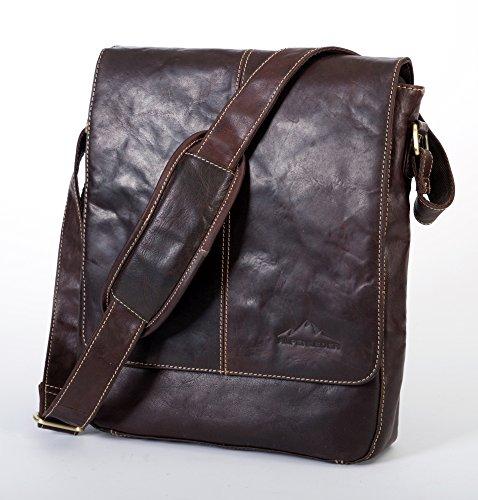 Buffal Bags , Sac à main pour homme Marron marron taille unique Brandy