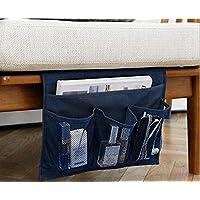Comodini Storage Materasso libro Tv Remote Caddy,
