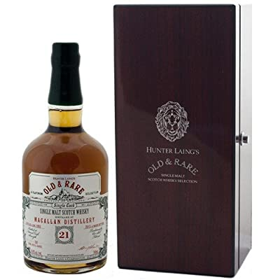 Macallan 21 Year Old 1993 - Old & Rare Platinum Single Malt Whisky