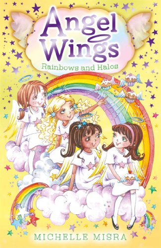 Angel Wings Halo (Angel Wings: Rainbows and Halos (English)
