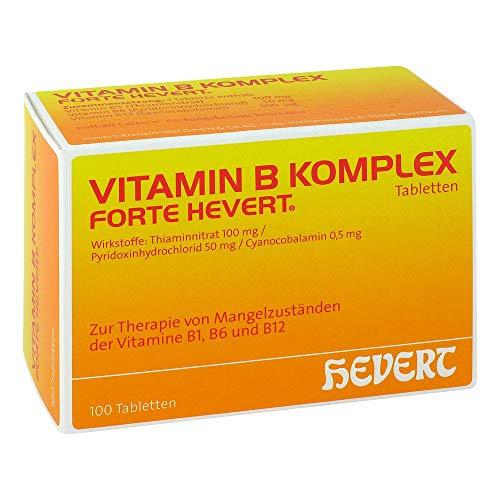 Vitamin B Komplex forte H 100 stk