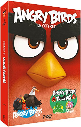 Coffret angry birds [FR Import]
