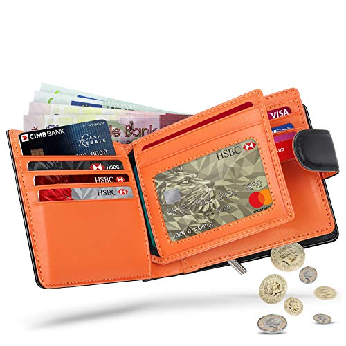 Wallets Mens RFID...