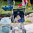 Universal Shopping Net Bag -- For Prams, Buggies & Strollers -- One size fits Most -- Colour: Dark Blue
