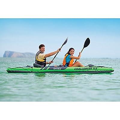 Intex Challenger K2 Kayak (Pluto Price Parade) by Intex
