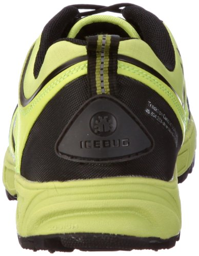 Icebug PYTHO2 BUGrip® A7103-9A/08.0, Chaussures de course à pied homme Vert-TR-F5-104