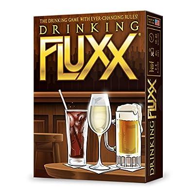 """'Looney Labs lon00421–Jeu de cartes Drinking Fluxx Boîtier """""""