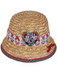 Minnie 2200000222 - Sombrero de paya para niños, color paja, talla única