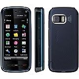 Nokia 5800XpressMusic Blue Bleu Smartphone Appareil photo 3.2MP avec branding sans carte Sim