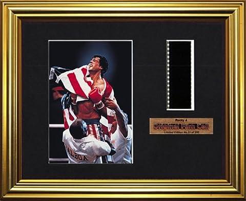 filmcell Affiche encadrée 4 Rocky tableau