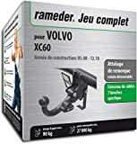 Attelage Amovible pour VOLVO XC60 + faisceau 7 broches (150259-07583-2-FR)