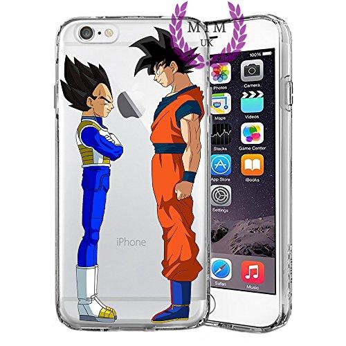 Dragon Ball Z Super GT iPhone Hüllen-Ultra Instinct-Goku Blau-Vegeta Blau-Gohan-Goku Rose-MIM UK, iPhone 5/5s/SE, Freunde (Fall Ball 5s Z Dragon)