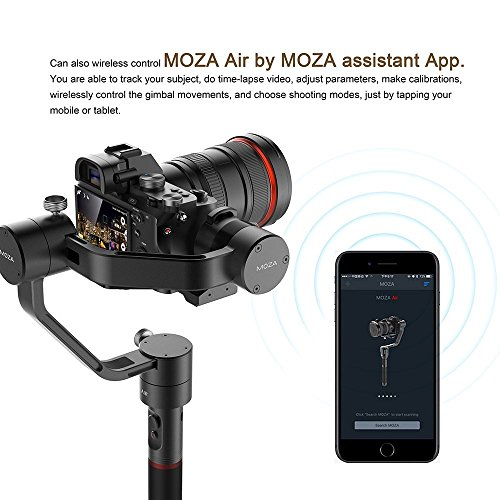 MOZA Air Gimbal - 7