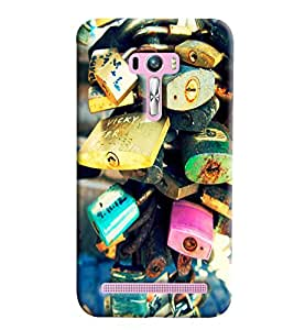 Expert Deal 3D Printed Hard Designer Asus ZenFone Selfie Mobile Back Cover Case Cover