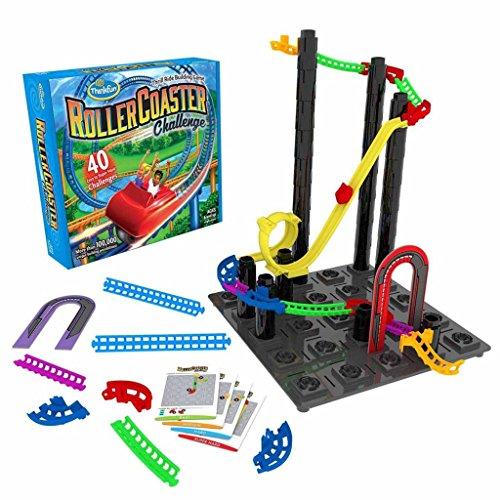 Thinkfun 1046di WLD Roller Coaster Challenge