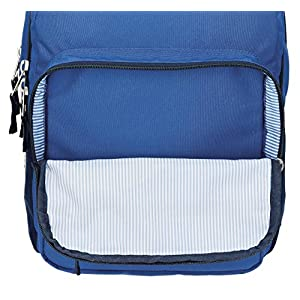 51yrseLZ6DL. SS300  - Pepe Jeans 66425A1 Kepel Mochila Escolar, 42 cm, 19.44 Litros, Multicolor