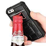 Zvedeng Zve Multifonctionnel Coque pour iPhone 5Intégré Cigarette/Décapsuleur/Camera trépied Stable Coque