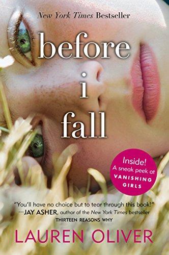 Buchseite und Rezensionen zu 'Before I Fall' von Lauren Oliver